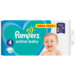 PAMPERS Plenky Active Baby...