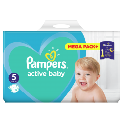 PAMPERS Active Baby 5...