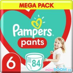 Pampers Pants 6 15+kg 84ks...